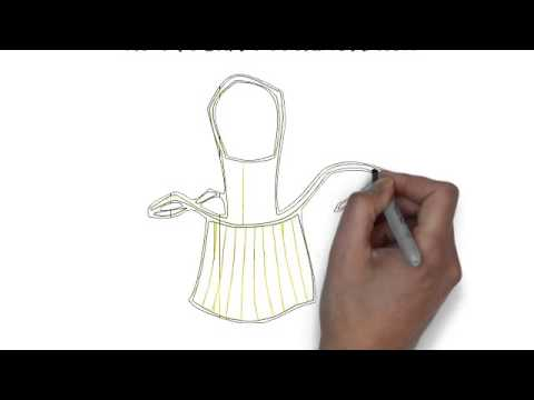 480x360 How To Draw Cooking Apron
