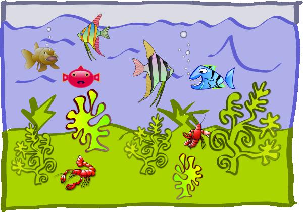600x420 Underwater World