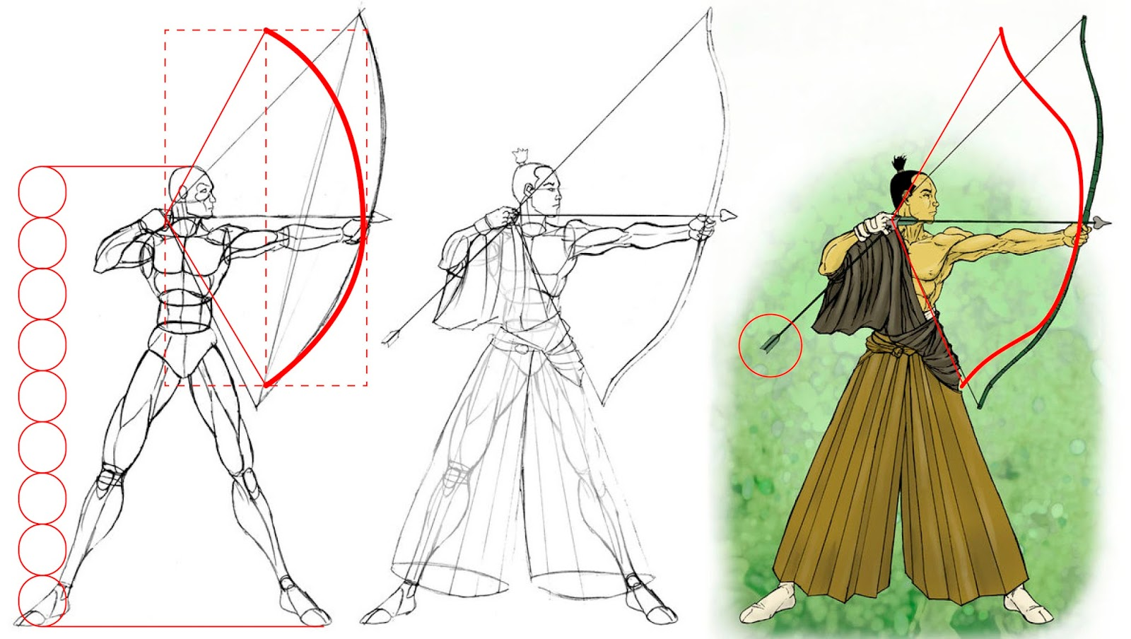 1600x904 Crap Archery How Not To Draw An Archer