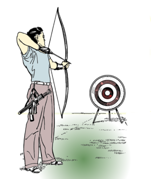 300x356 Adventist Youth Honors Answer Bookrecreationarchery