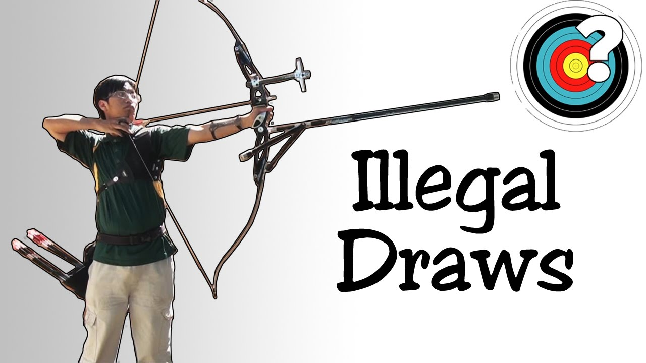 1280x720 Archery Illegal Draws