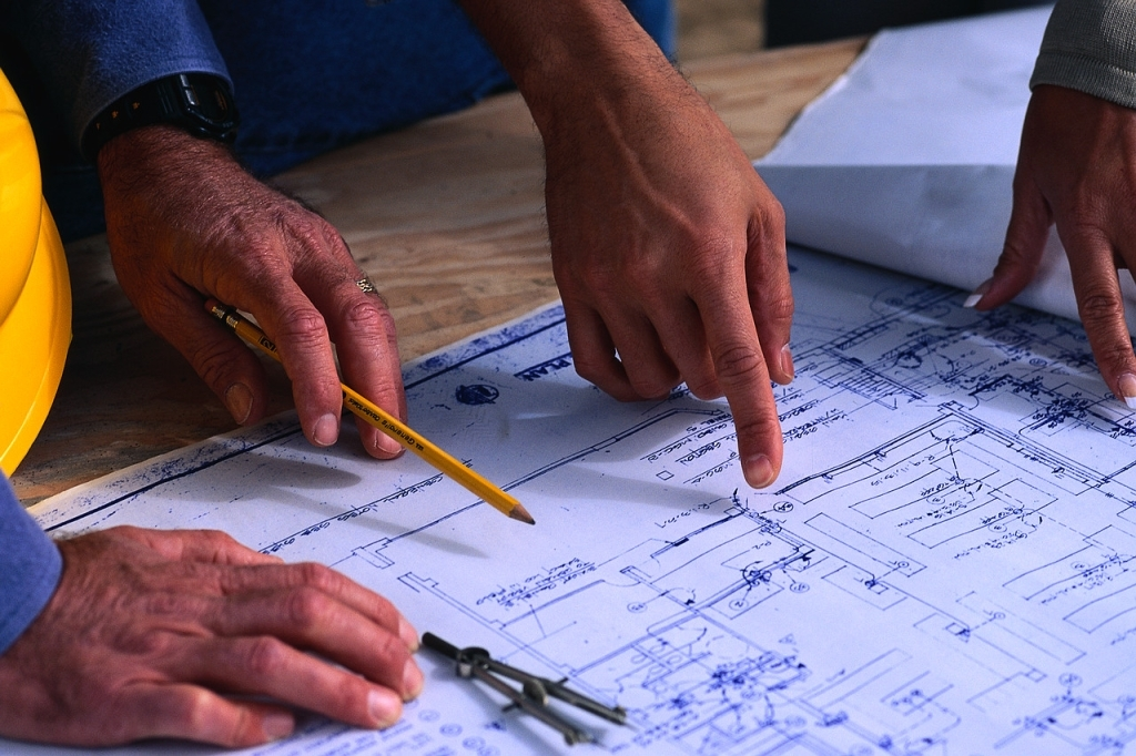 1024x682 Architect drawing North Devon News