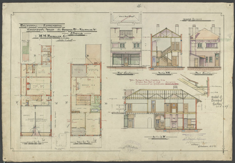 750x522 Architectural Drawings