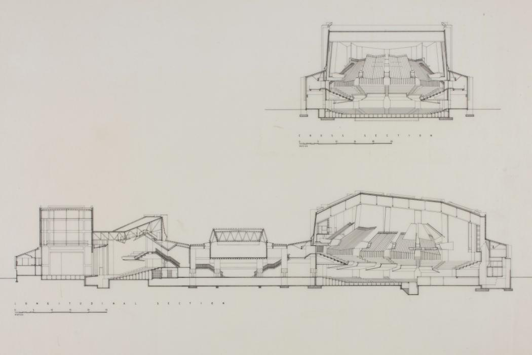 1050x700 Architectural Drawings University Of Canterbury