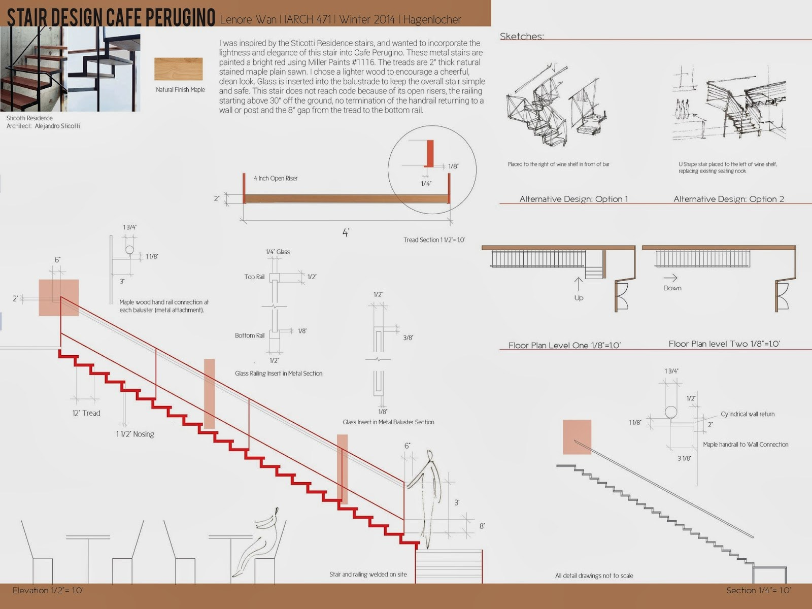 1600x1200 Staircase Plan Architecture Staircase Gallery