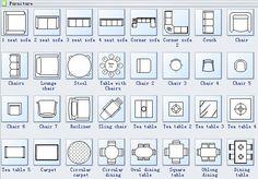 architectural drawing symbols floor plan at getdrawings com free
