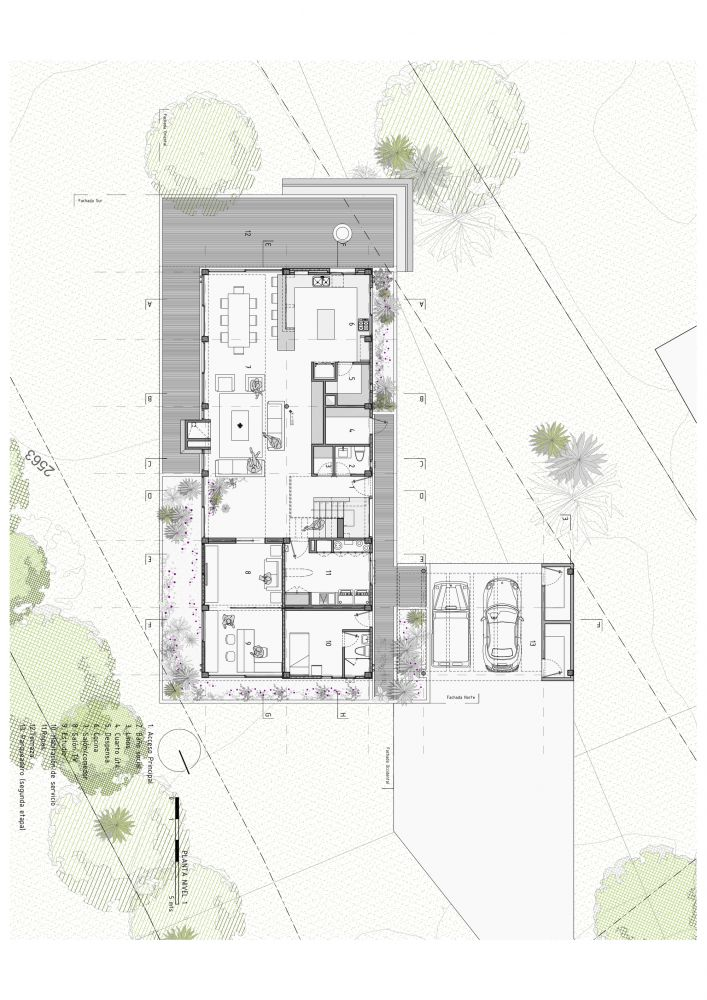 Architectural site plan drawing at free for Site plan drawing online