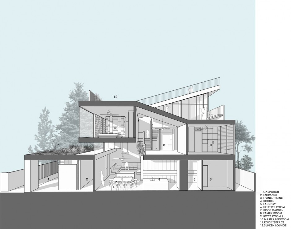 Architecture house drawing at free for for Online architecture design