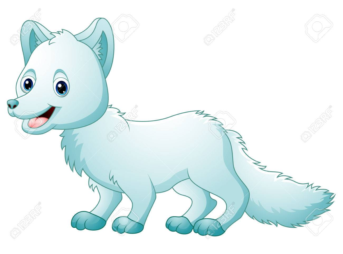 Line Drawing Fox : Arctic fox drawing at getdrawings.com free for personal use
