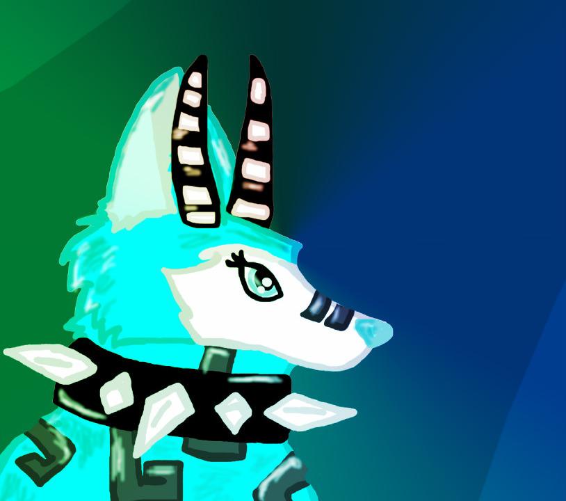 814x720 Random Drawing 3 Aj Arctic Wolf By Xizus