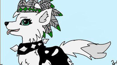 400x223 Animal Jam Arctic Wolf Drawing