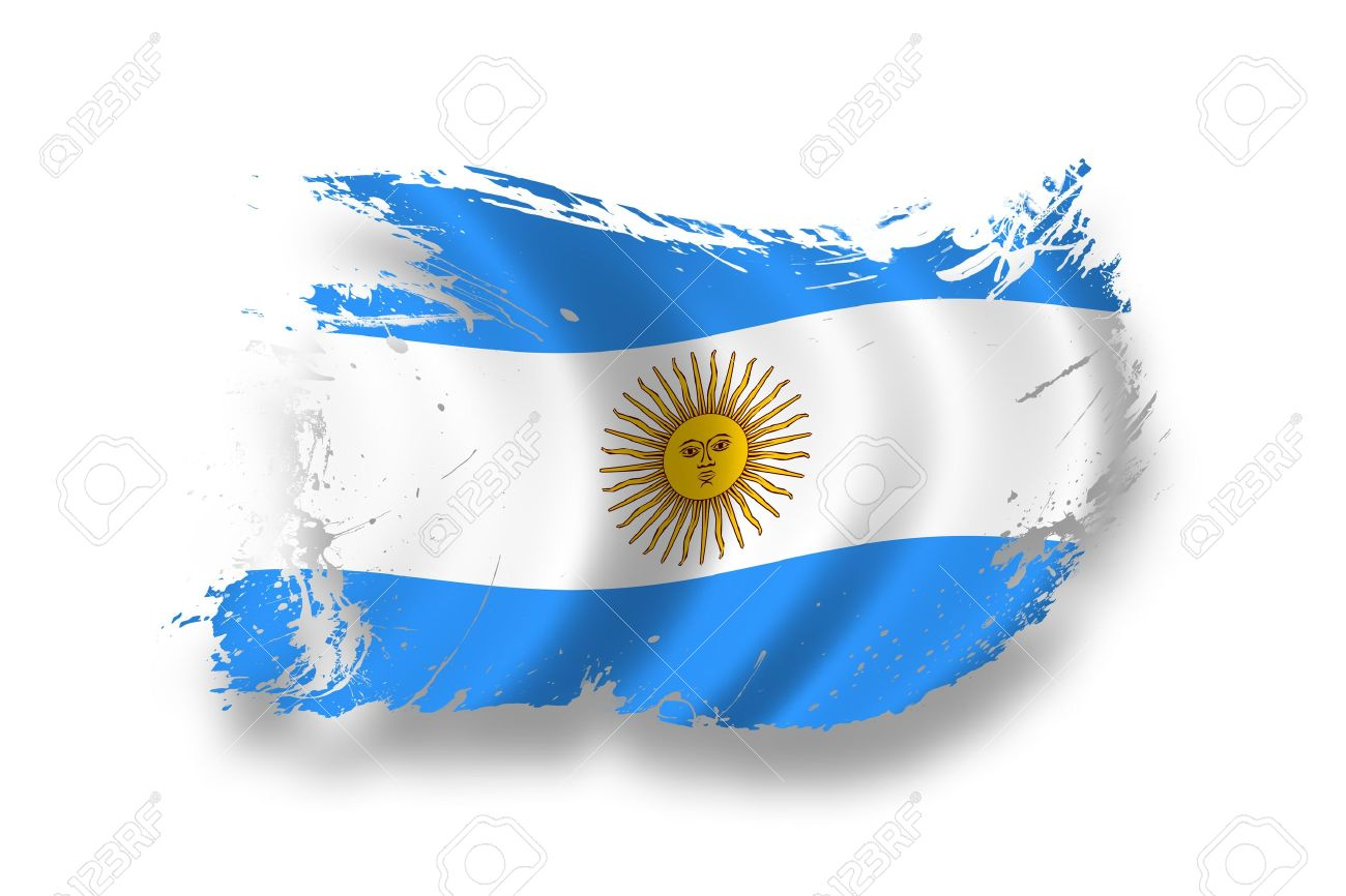 1300x866 Flag Of Argentina Stock Photo, Picture And Royalty Free Image