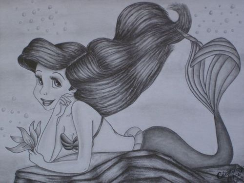 500x375 Ariel Images Ariel Drawing! Wallpaper And Background Photos (4786761)