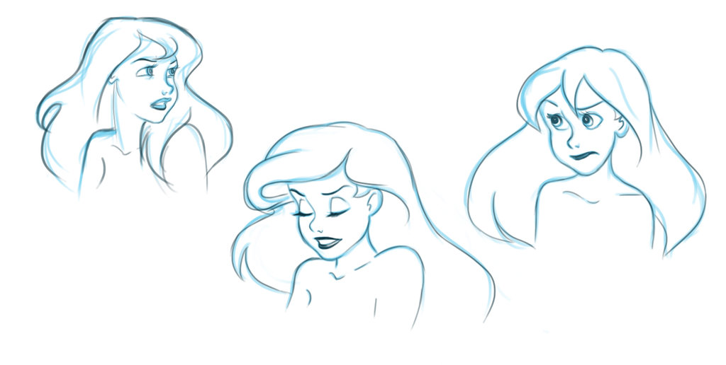 1024x516 Ariel Sketch By Elfiore