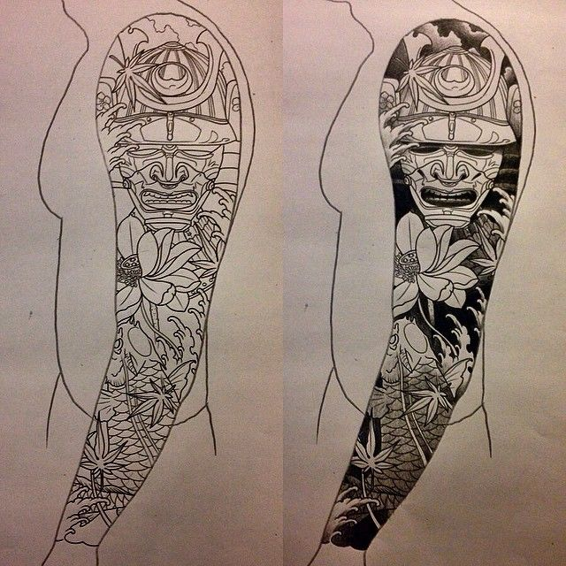 Arm tattoo drawing at free for personal for Forearm tattoo sketches
