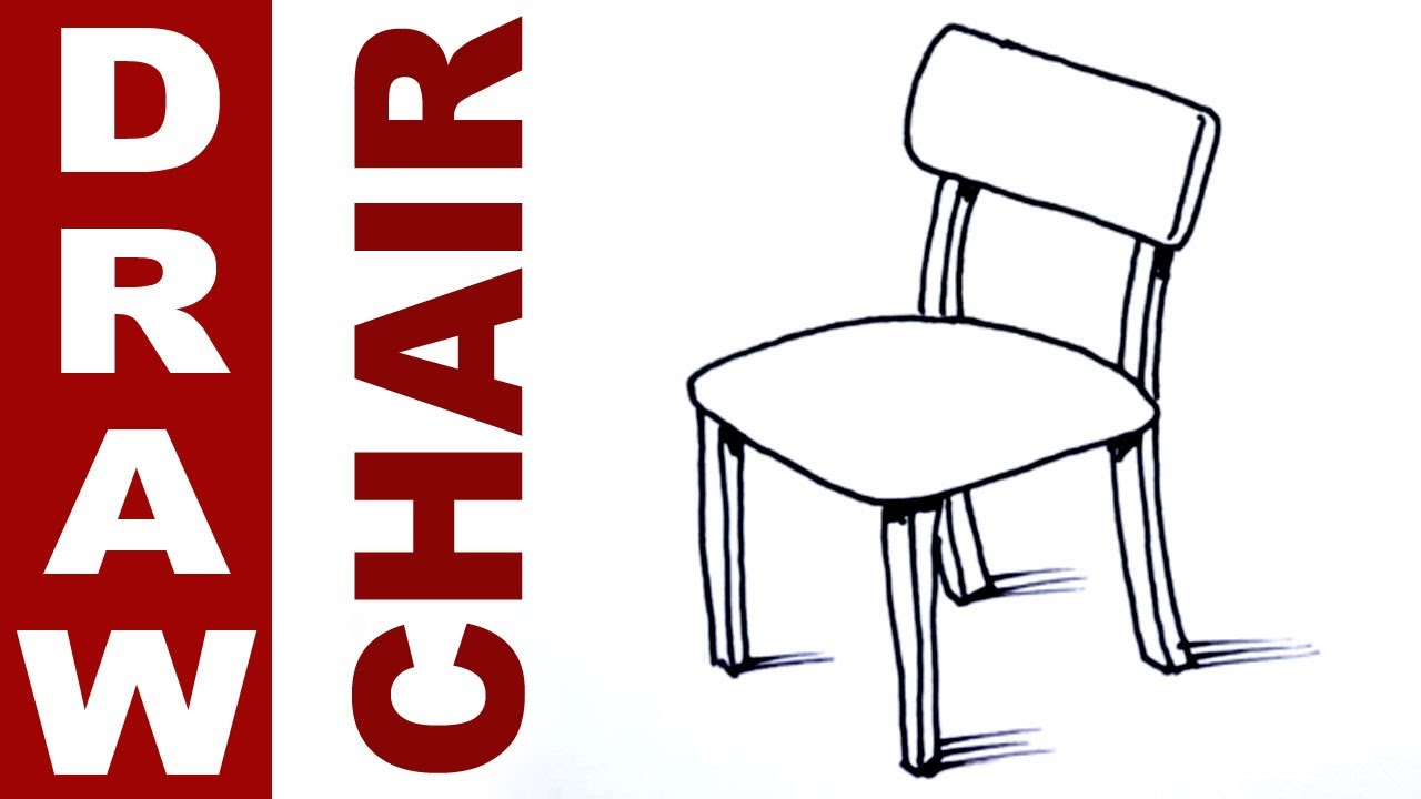 1280x720 How To Draw A Armchair