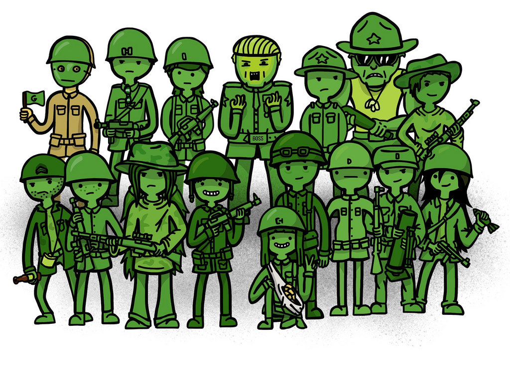 Army Guy Drawing at GetDrawings.com | Free for personal use Army Guy ...