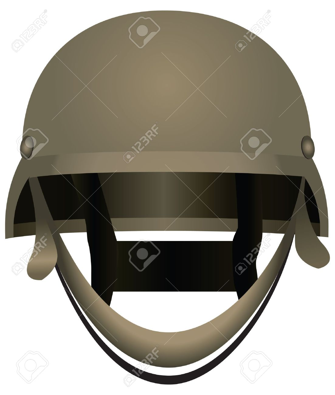 1102x1300 Modern Combat Helmets. Military Equipment. Royalty Free Cliparts
