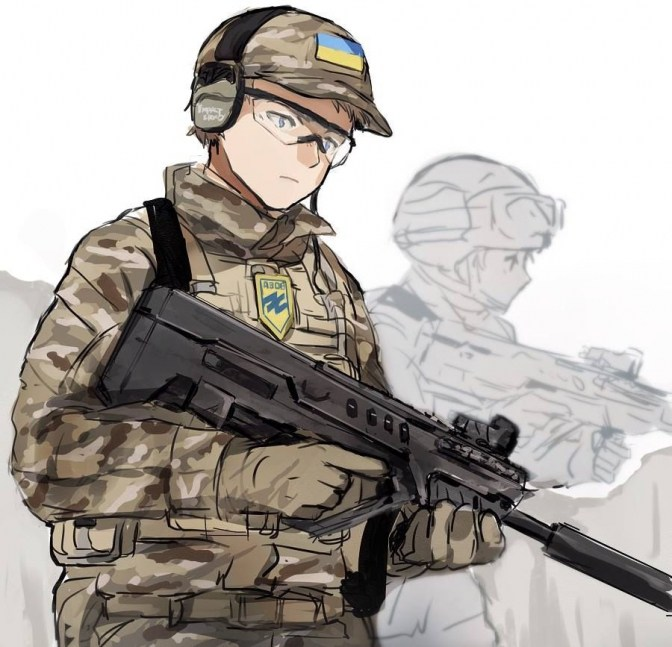 meet the soldier editor photo