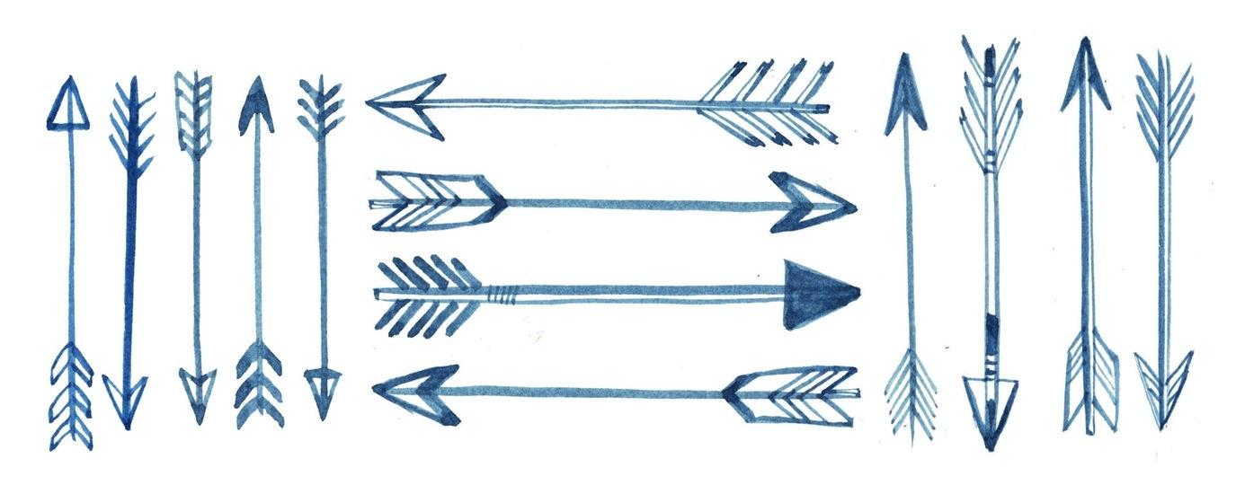 1375x550 Trend Tracker Arrows Arrow, Hennas And Tattoo