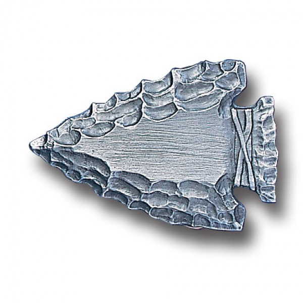 600x600 Arrowhead Antiqued Belt Buckle