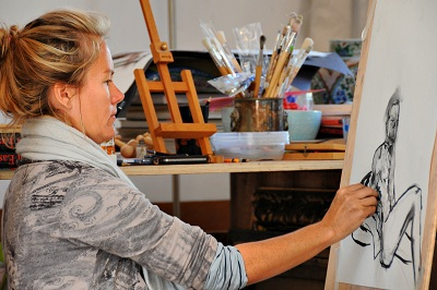 400x266 Life Art Classes Prove To Be A Huge Success On Ibiza Ibiza Spotlight