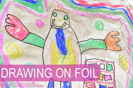 550x364 Easy Art For Kids