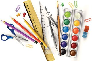 320x213 Drawing Materials