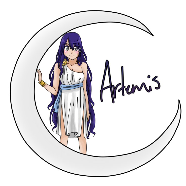 750x750 Artemis By Tsukilolita
