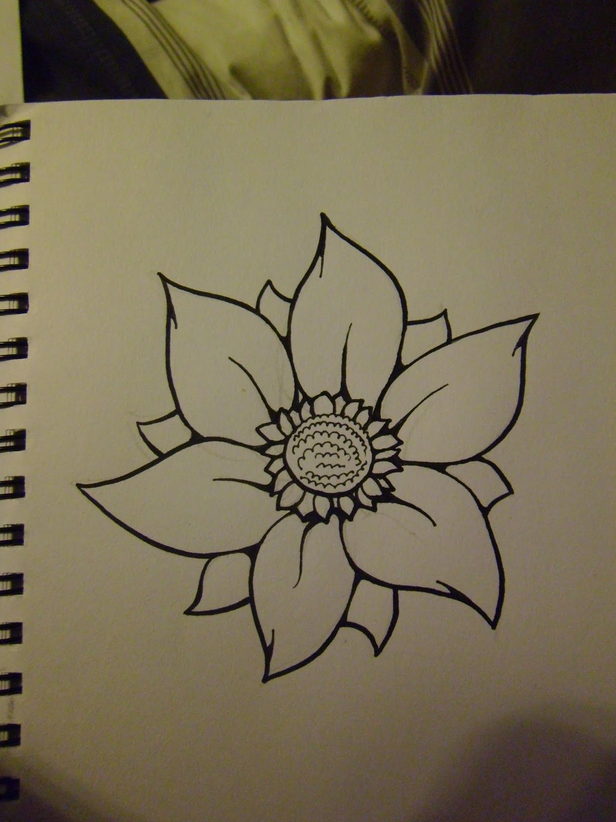 1200x1600 How To Draw Flowers Step By Step With Pictures