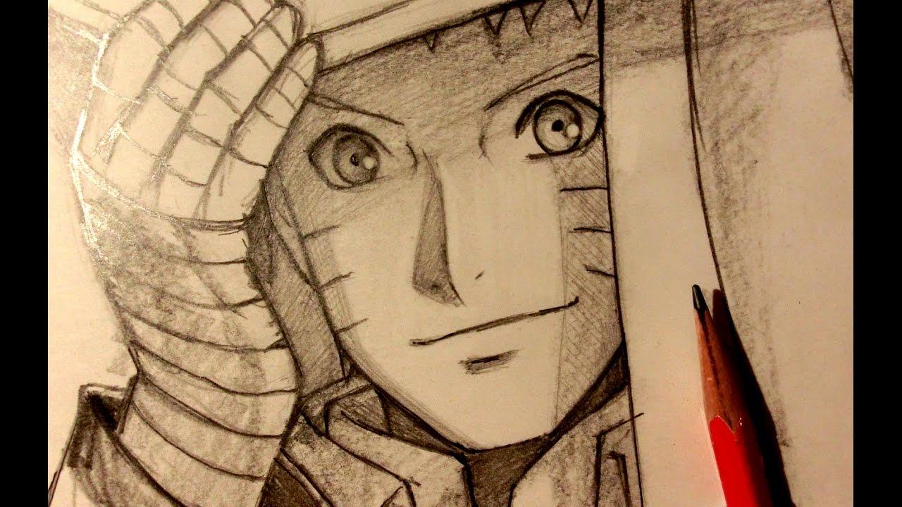 1280x720 Asmr Pencil Drawing 51 Hokage Naruto (Request)
