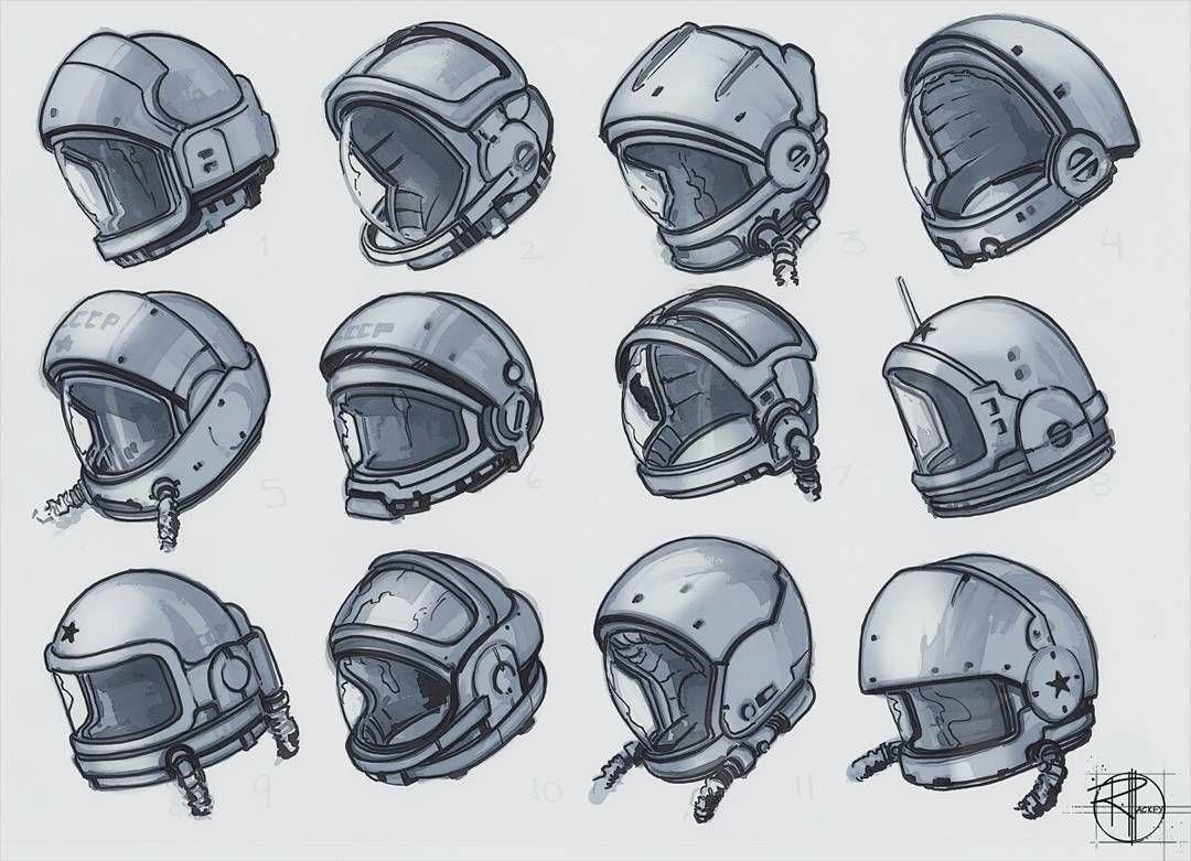 1080x781 Quick Batch Of Helmet Sketches.
