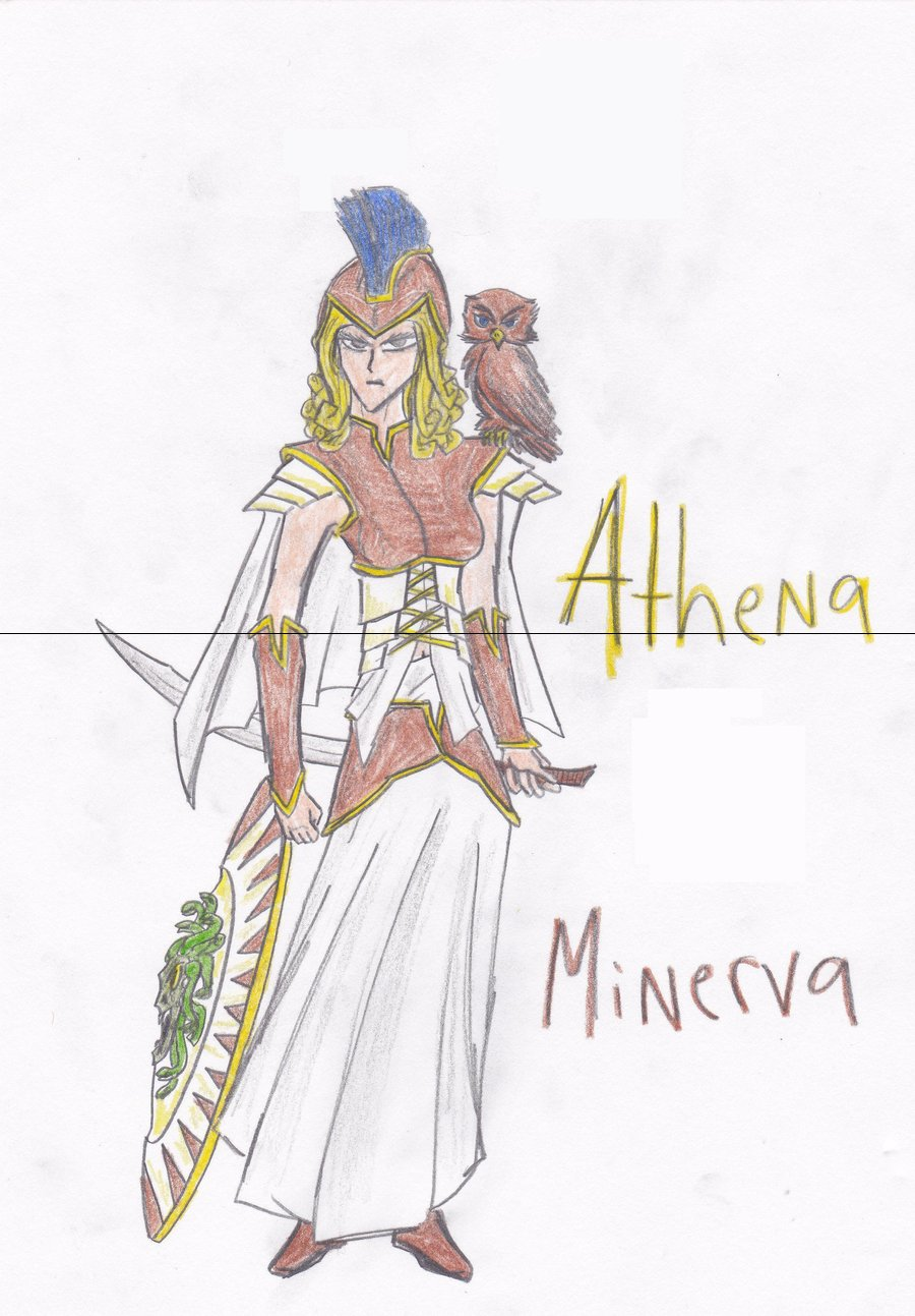 Athena Greek Goddess Drawing At Getdrawings Free For Personal