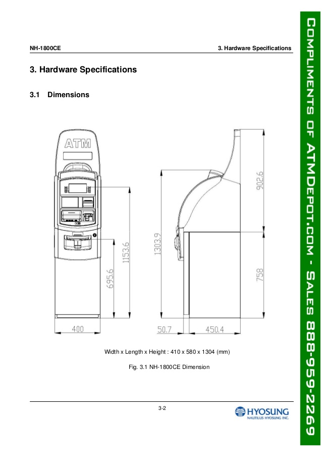 Atm machine drawing at getdrawings free for personal use atm 638x903 hyosung 1800 ce atm machine owners manual ccuart Choice Image