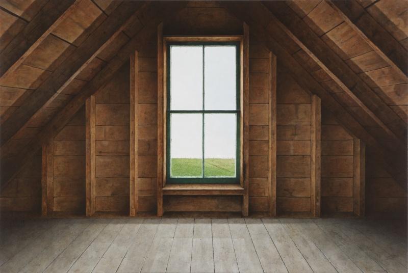 800x536 John Ballantyne Her Attic Odon Wagner Gallery, Toronto, Canada