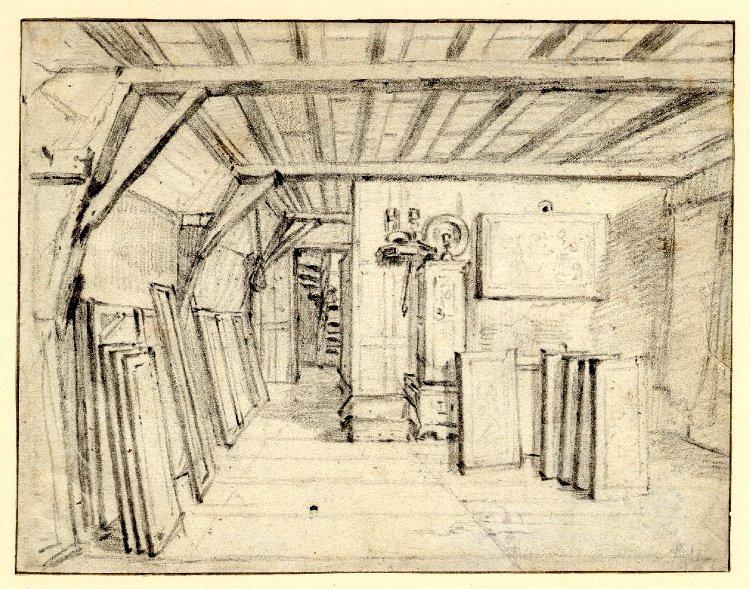 750x589 Rembrandt's Room