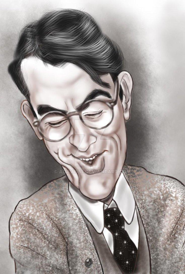 734x1088 Atticus Finch By Adavis57