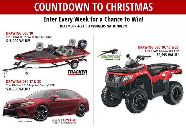 600x415 2018 Toyota Camry, 2018 Tracker Pro Team Or Arctic Cat Alteraa 300