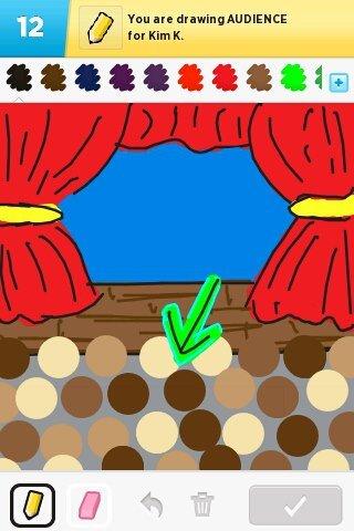 320x480 Audience Drawings