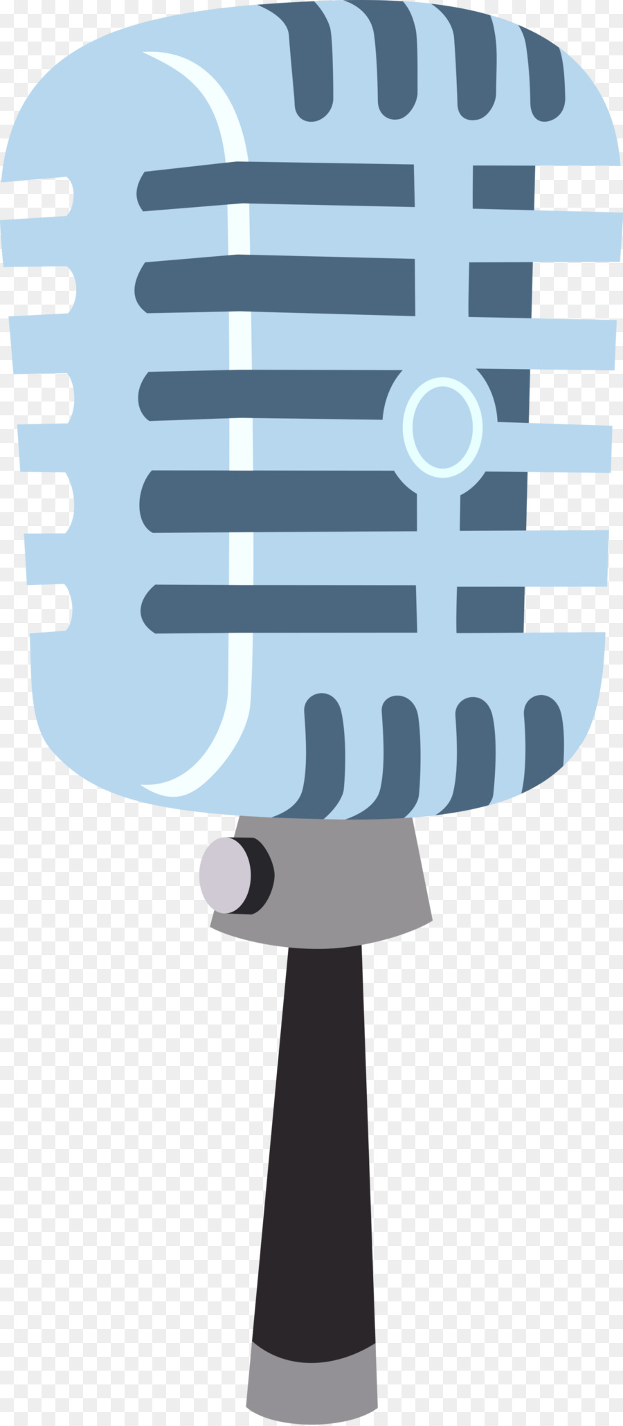 900x2060 Microphone Audio Drawing