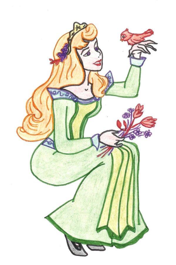 600x902 Princess Aurora By Snow White Princess