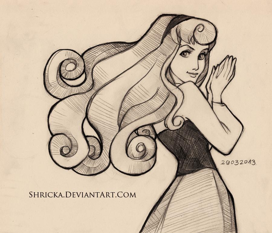 900x772 Sketch Style (Aurora) 13 By Shricka