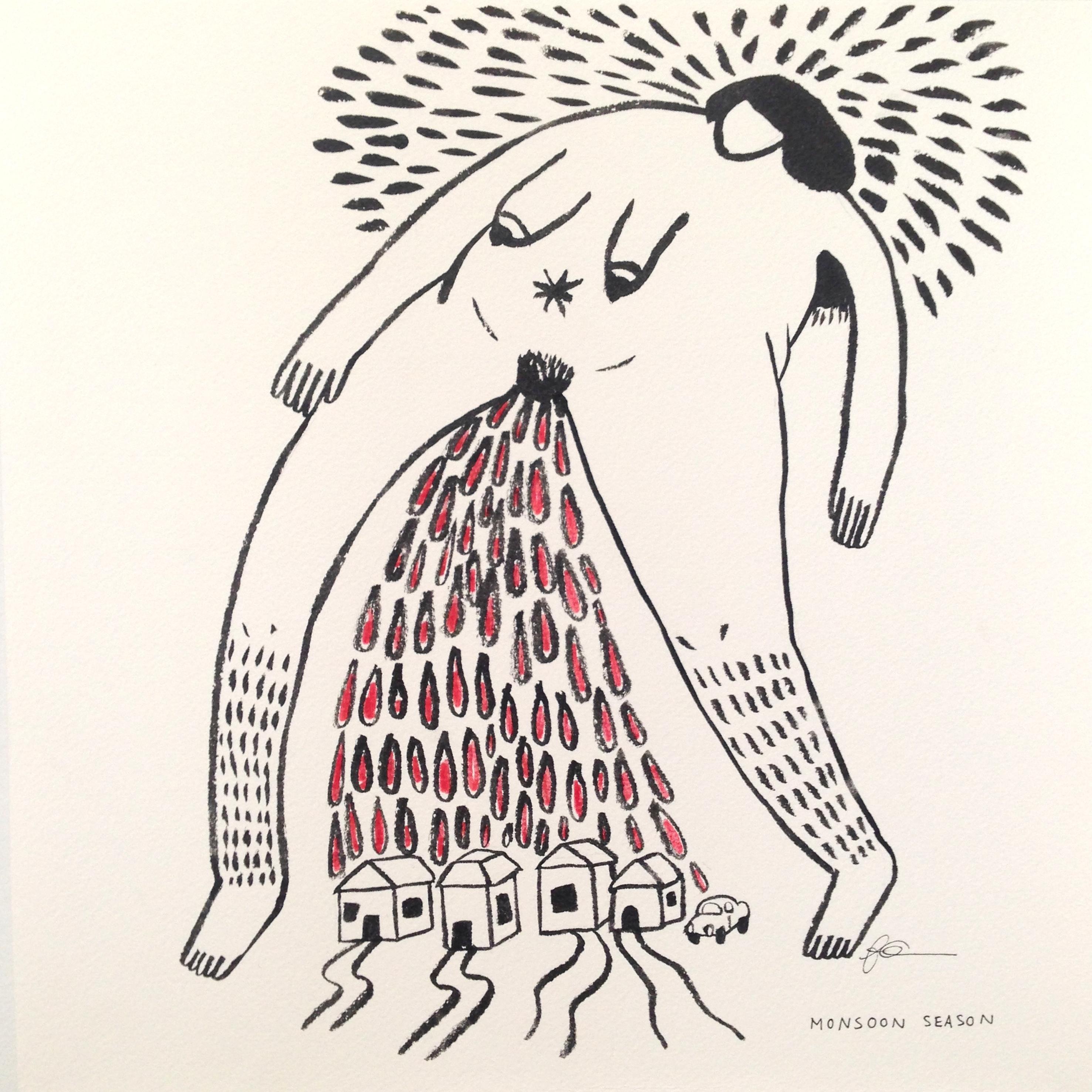 2953x2953 Australian Art Exhibition Challenges The Taboo Of Menstruation