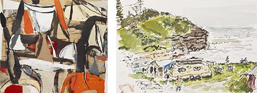 510x185 Drawing Out Dobell Australian Drawing Biennial 2014 Art
