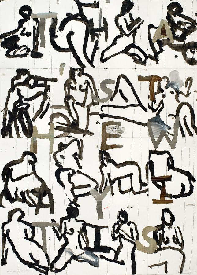 644x900 Kedumba Collection Of Contemporary Australian Drawing Alan Jones
