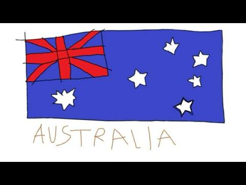 480x360 How To Draw Australia Group