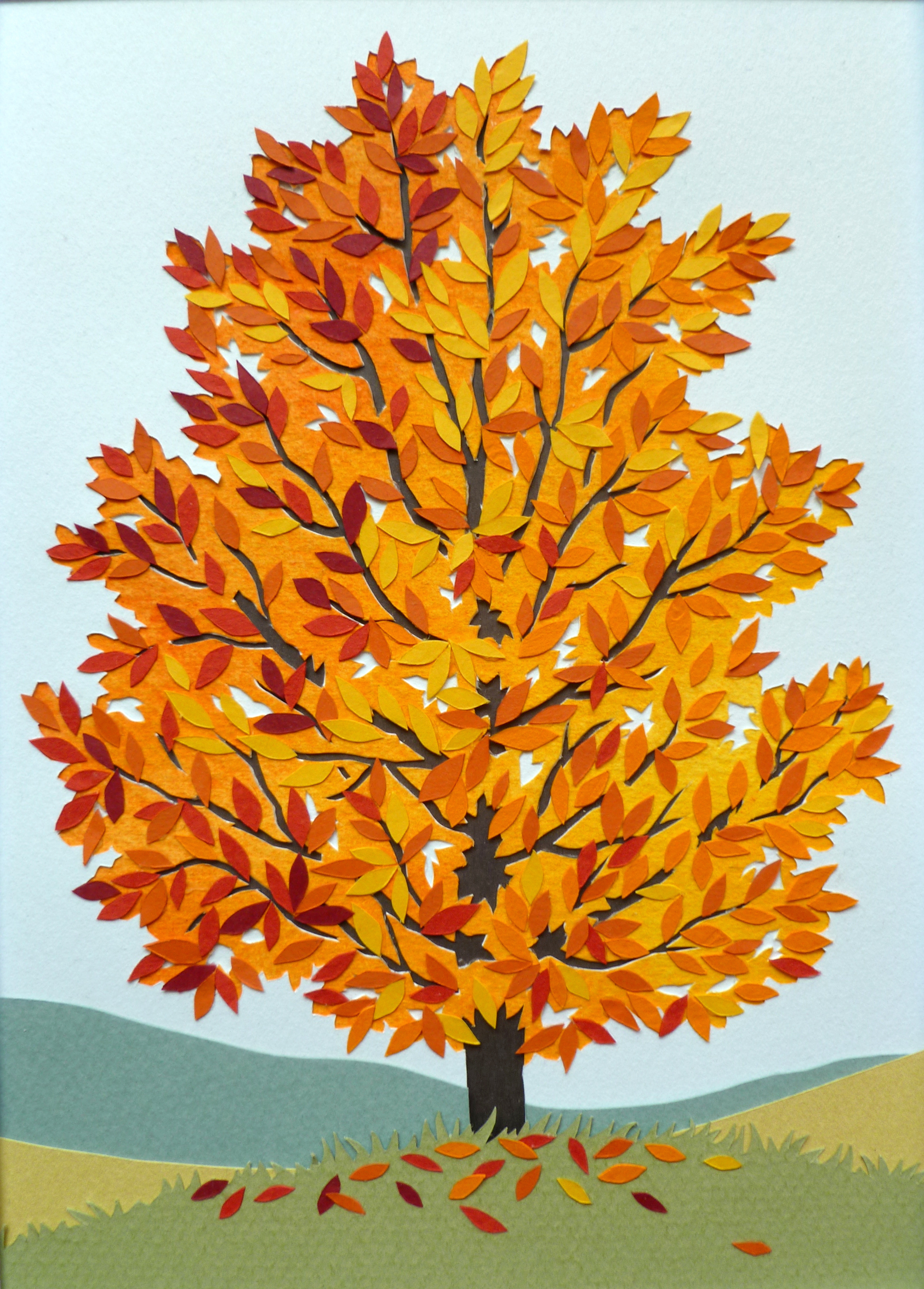 It's just a graphic of Gorgeous Fall Tree Drawing
