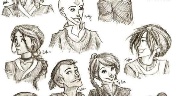 570x320 avatar the last airbender drawing style avatar the last airbender