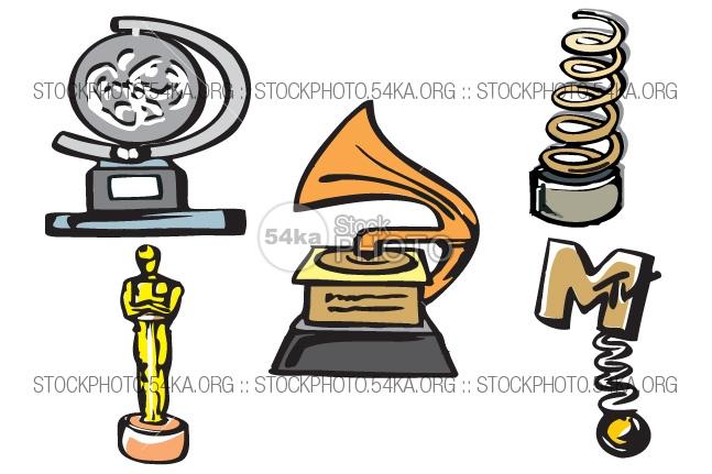 647x431 Tony Award Clipart