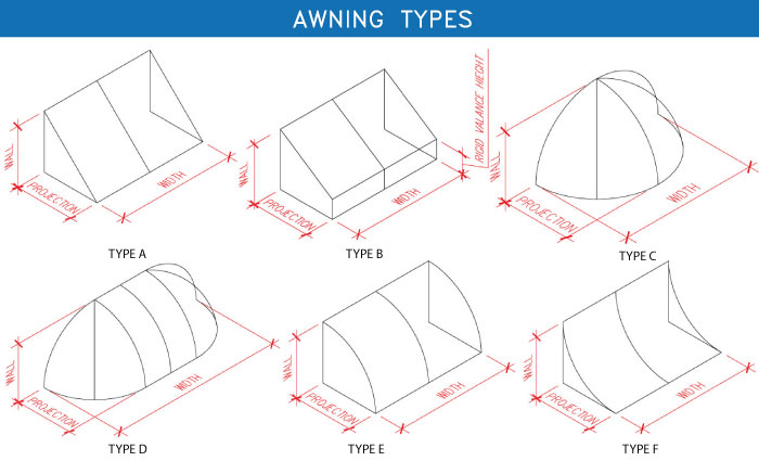 700x425 Fabric Awnings